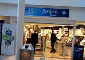 Pharmacy First Plus Douglas