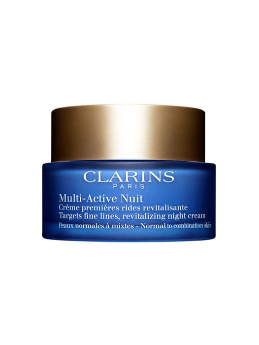 Clarins Multi Active Night Cream Light
