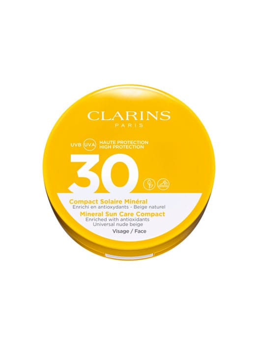 Clarins Mineral Sun Care Compact for Face SPF30