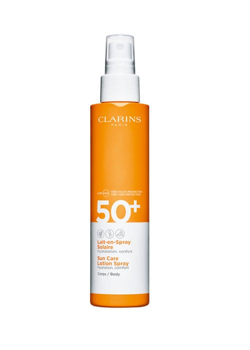 Clarins Sun Care Lotion Spray for Body SPF50+