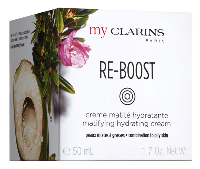 My Clarins Re-Boost Mattifying Hydrating Cream