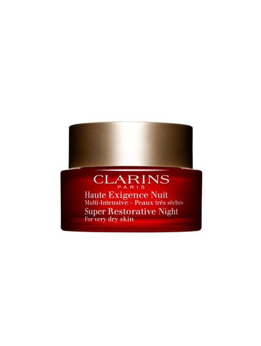 Clarins Super Restorative Night Dry Skin